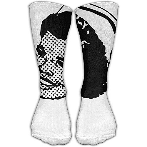 Nurse Women & Men Socks Soccer Sport Tube Stockings Length 30cm for $<!--$12.95-->