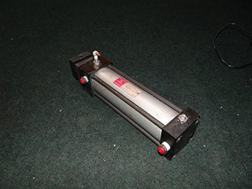 "Norgren Pneumatic Actuator Cylinder 2"" Bore X 6in Stroke ND06E-E02-BAB98 from Norgren"