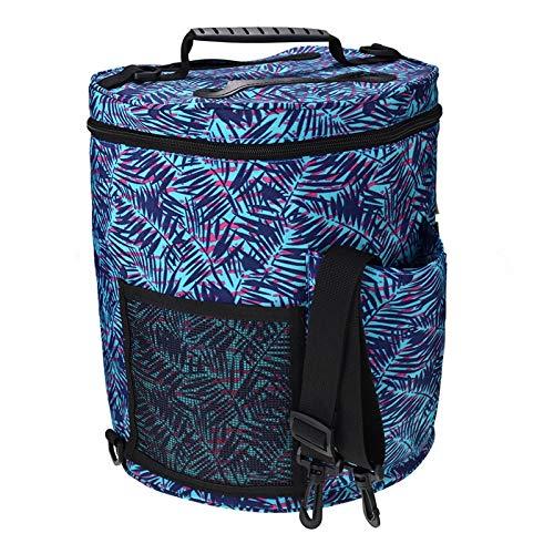 Bag Knit - Empty Yarn Storage Bag Organizer for All Crochet Knitting Accessory DIY Sewing - Samoda