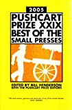 Image of The Pushcart Prize Xxix: Best Of The Small Presses, 2005 Edition