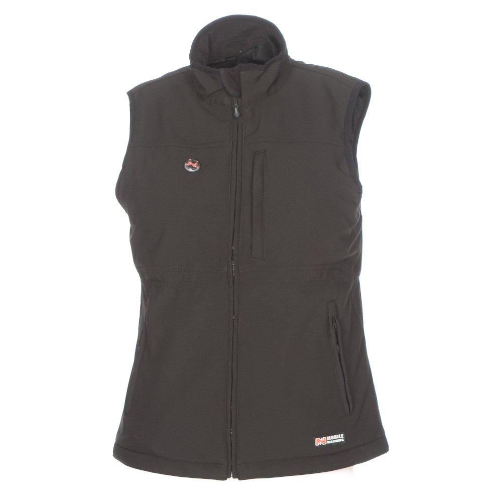 Mobile Warming Unisex-Adult Vinson Heated 7.4 v Vest (Black, X-Large) MWJ13M01-XL-BLK