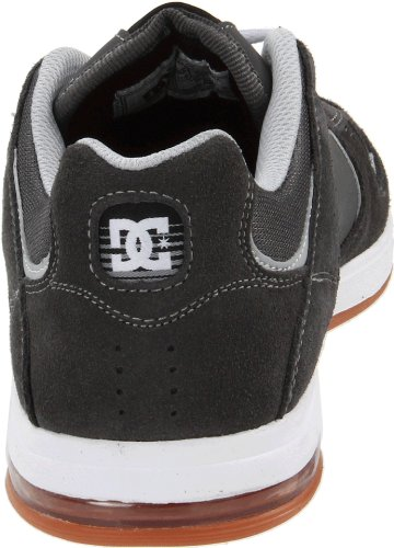 DC Shoes DC Shoes - Schuhe - CLAYMORE - D0303383-BW5D - black D0303383-BW5D - Zapatillas de deporte de cuero para hombre Gris (Grau (Battleship/Armor/White BAI))