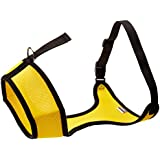 Oxgord Pet Control Harness for Dog & Cat Easy Soft Walking Collar, X-Large, Yellow