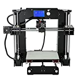 CYCTECH High Accuracy DIY 3D Printer Acrylic Frame Filament Monitor Printer Dual Extrude Superior 3D Printer