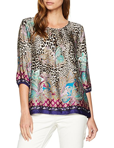 7896 Femme Blouse Mehrfarbig Black Betty Taupe Barclay 0YEqCv0n6