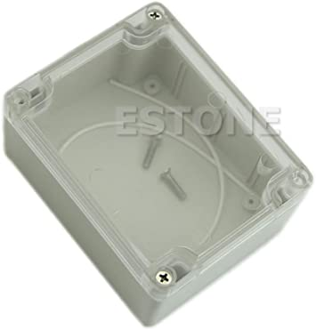 115x90x55mm Waterproof Electronic Project  Enclosure Case Screw Junction  #