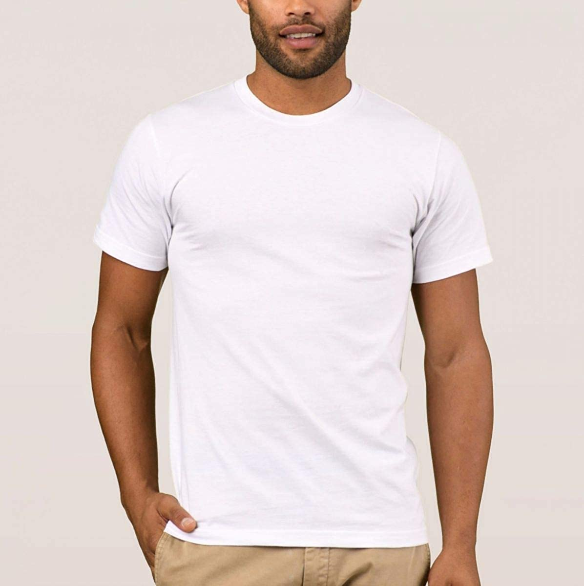Mens Budweiser Classic Short Sleeve T-Shirts Top Tees