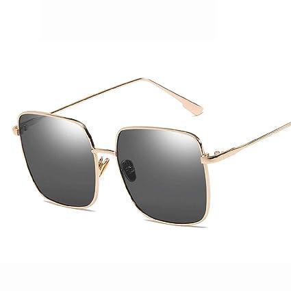 Goodvk Gafas Simples Gafas de Sol Estilo Aviador polarizadas ...