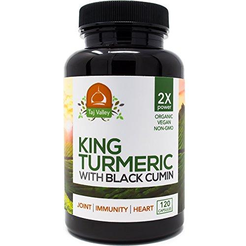 Organic Turmeric Curcumin Black Cumin product image