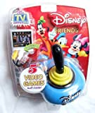 Disney Friends TV Plug & Play Game