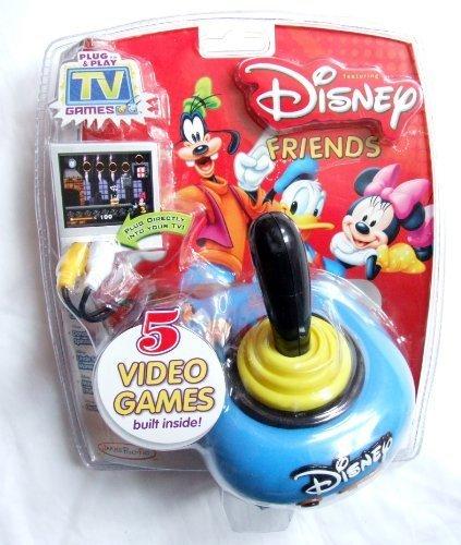 Disney Friends TV Plug & Play Game by Jakks Pacific