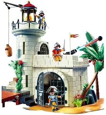 Playmobil Tropa de Soldados con Faro - Juguetes de construcción (Juego de construcción,, 4 año(s), 14 Pieza(s)): Amazon.es: Juguetes y juegos