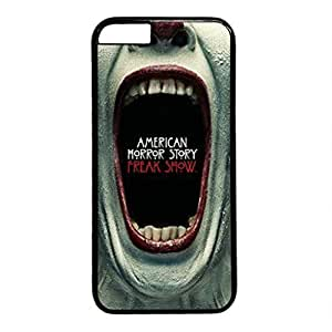 iCustomonline American Horror Story Custom Hard Back PC Black Case for iPhone 6 (4.7 inch)