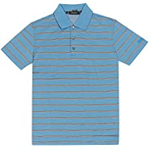 Bobby Jones Dotted Three Stripe Tailored Fit Golf Polo 2016