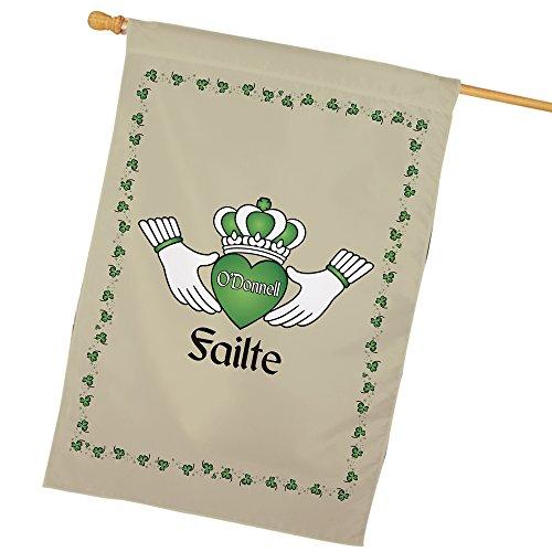 - Personalized Failte Irish House Flag, 29