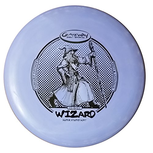 Gateway Super Stupid Soft Wizard Disc Golf Putt And Approach(colors may vary) (Gateway Super Disc Soft Wizard)