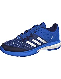 Adidas Court Stabil Men's Indoor Court Shoe Blue/White