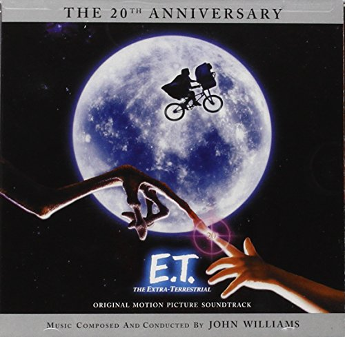 John Williams - E.T. The Extra-Terrestrial The 20th Anniversary (2002) [FLAC] Download