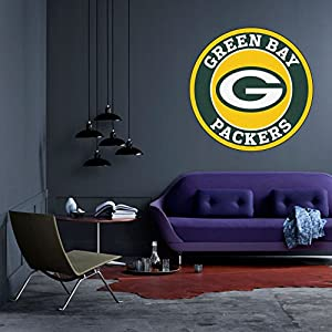 Amazoncom Packers Stickers Packers Decals Green Bay Packers - Wall decals carscars wall decals add photo gallery car wall decals home design ideas