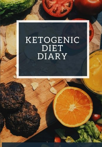 Ketogenic Diet Diary: 3 months Keto diet achievements records book by Crownweath Books