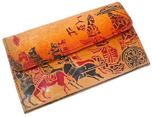 Indian Crafts Shoulder Bag For Women Multicolor Multicolor