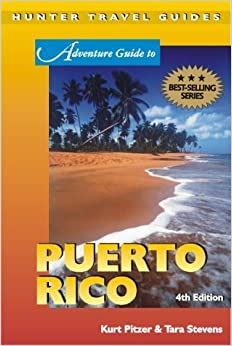 Book Adventure Guide to Puerto Rico, Fourth Edition by Kurt Pitzer (2001-08-01)