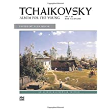 Tchaikovsky - Album for the Young, Op. 39