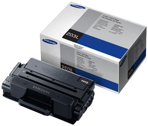 Samsung MLT-D203L Toner Cartridge Black, High Yield for SL-M3320ND, 3310, M3370FD, M3820DW, M3870FW, M4020ND, M4070FR, M4070FX