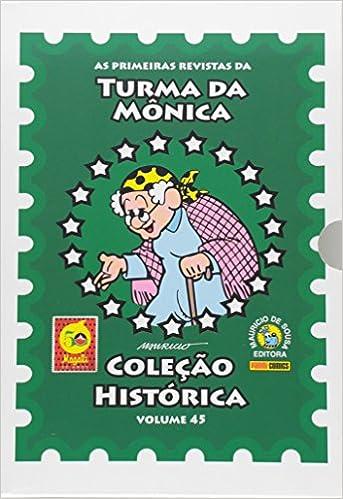 Coleção Histórica Turma da Mônica - Caixa 45: Amazon.es: Mauricio de Sousa: Libros