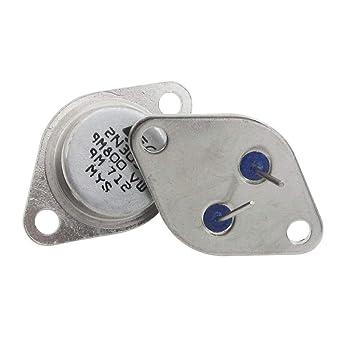 Impresora 3D - 100 piezas 2N3055 15 A 60 V NPN AF Amp Audio Power ...