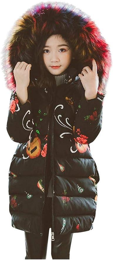 Tronet Baby Winter Coat Toddler Kids Baby Girls Winter Jacket Warm Coat Knit Outwear Hooded Sweater