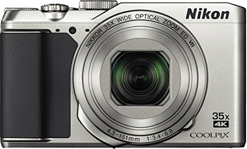 - Nikon COOLPIX A900 Digital Camera (Silver)