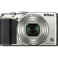 Nikon COOLPIX A900 20MP 4K Ultra HD Wi-Fi Digital Camera with 35x Optical Zoom (Silver) - Factory Refurbished