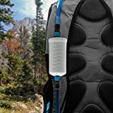 Sagan Life Inline Water Purification Filter System, in Line Water Filter Hydration Bladder, Water Filter Hiking, Backpacking, Survival, Removes Bacteria, Protozoan, Lead, Purifies 250 Gallons