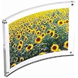 Curved Magnet Frame by Canetti-8x10 inch