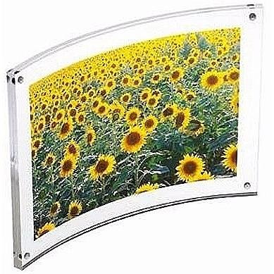 Curved Magnet Frame by Canetti-8x10 inch LC610