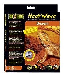 Exo Terra Heatwave Desert, 8-Watt/110-Volt
