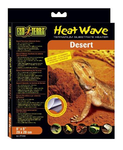 Exo Terra Heatwave Desert, (Reptile Heat Wave Heater)