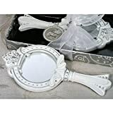 Queen For A Day Sparkling Tiara Hand Mirror Favors - 96 Pieces