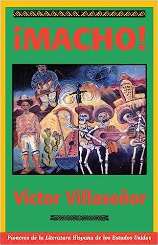 macho spanish version spanish edition victor villasenor spanish version spanish edition victor villasenor 9781558854901 com books