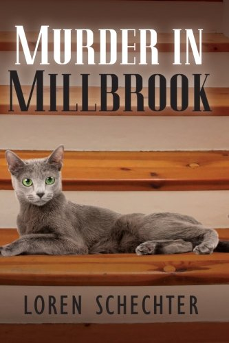 Murder in Millbrook - Large Print