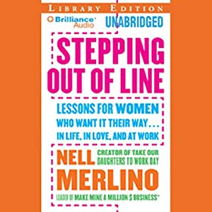 Stepping Out of Line Audiobook