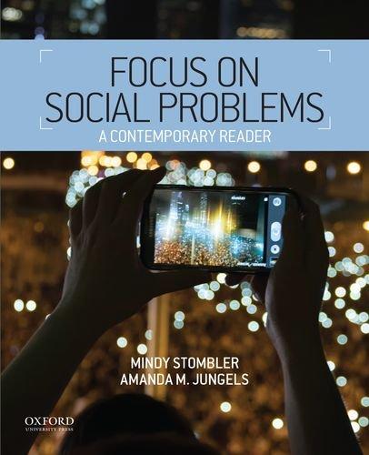 Focus on Social Problems: A Contemporary Reader