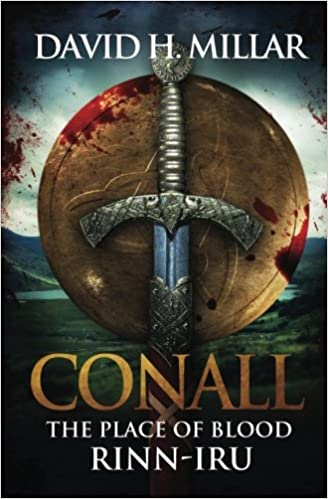 Book Conall: The Place of Blood - Rinn-Iru: Volume 1