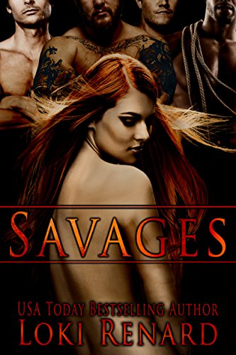 Savages: A Reverse Harem Romance cover