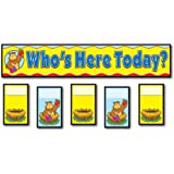 Carson Dellosa Attendance Replacement Cards Pocket Chart Cards (158006)