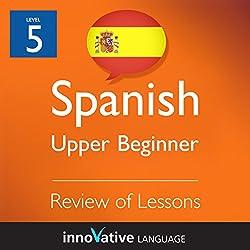Review of Upper Beginner Lessons (Spanish)