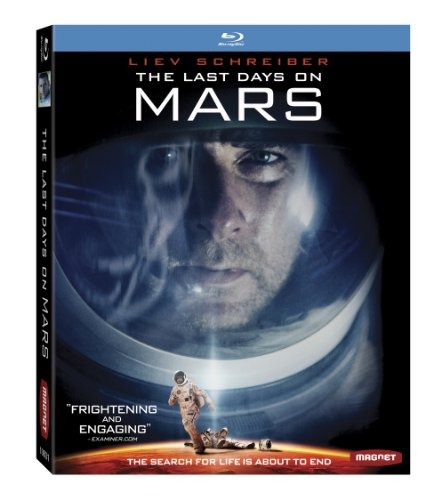 Blu-ray : The Last Days on Mars (Dolby, AC-3, Widescreen, )