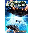 Forbidden Sanctuary (Star Lawyers Book 2)