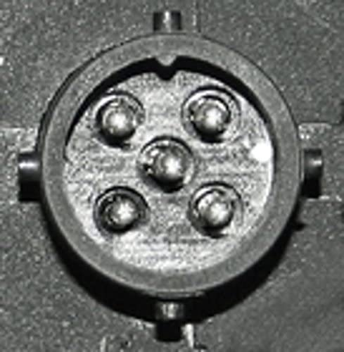 /Leuchten Juego/ /L/ámpara Izquierda y Derecha 13/pines asp/öck Multi Point 4/